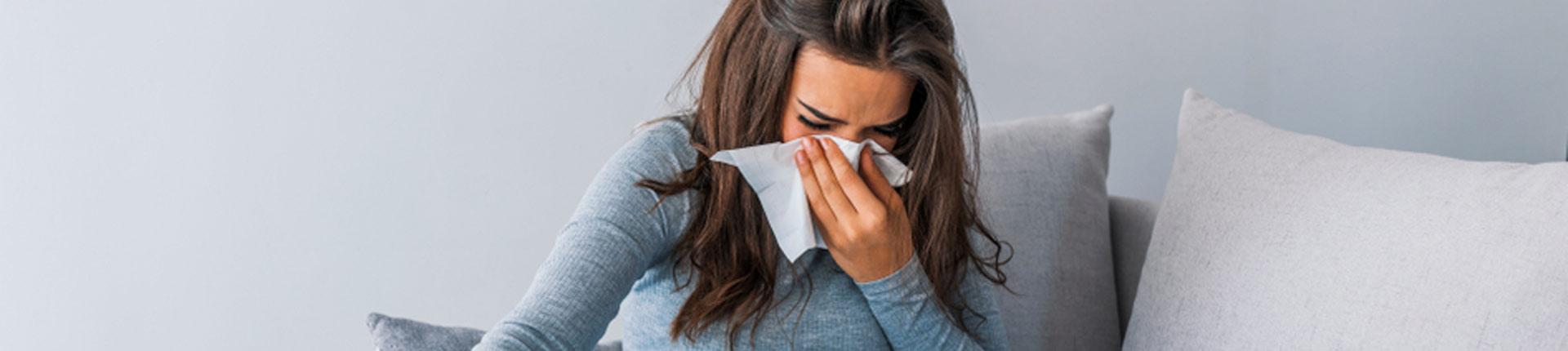 Jak przebiega przeziębienie? Etapy przeziębienia