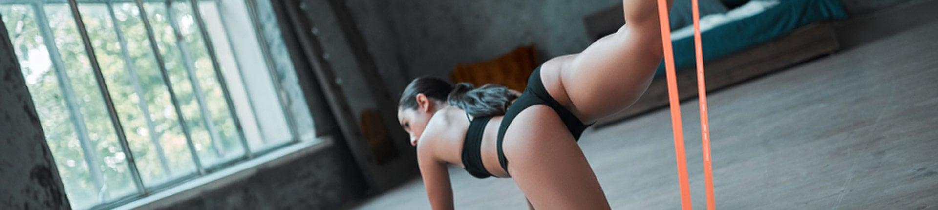 Trening z gumami oporowymi. Czy takie ćwiczenia przynoszą efekty?