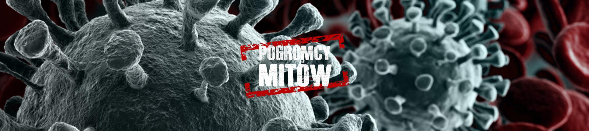 Mity związane z koronawirusem