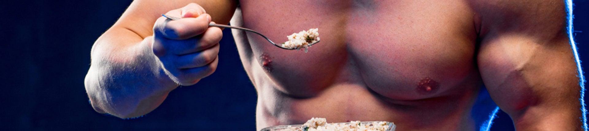 Węglowodany na masę? Czy są ważne dla wzrostu mięśni?