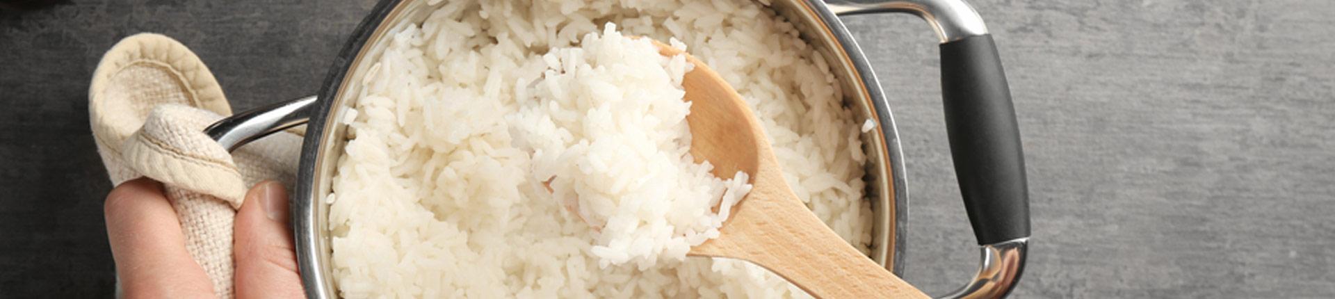 Arsen w ryżu. Jak pozbyć się arsenu?