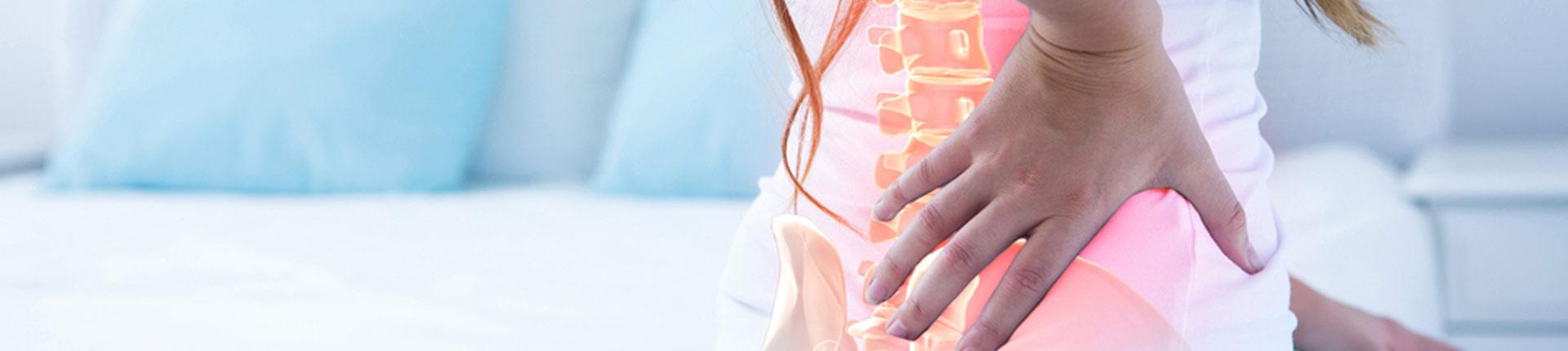 5 faktów na temat bólu pleców i kręgosłupa