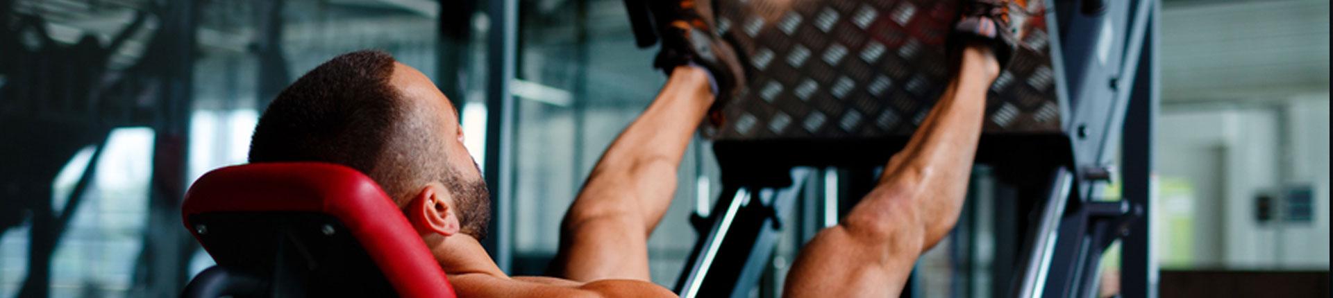 5 błędów podczas wyciskania nogami na suwnicy