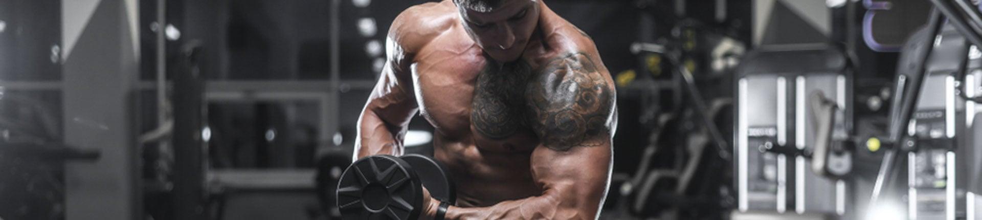 Najlepsze legalne anaboliki na przyrost masy mięśniowej