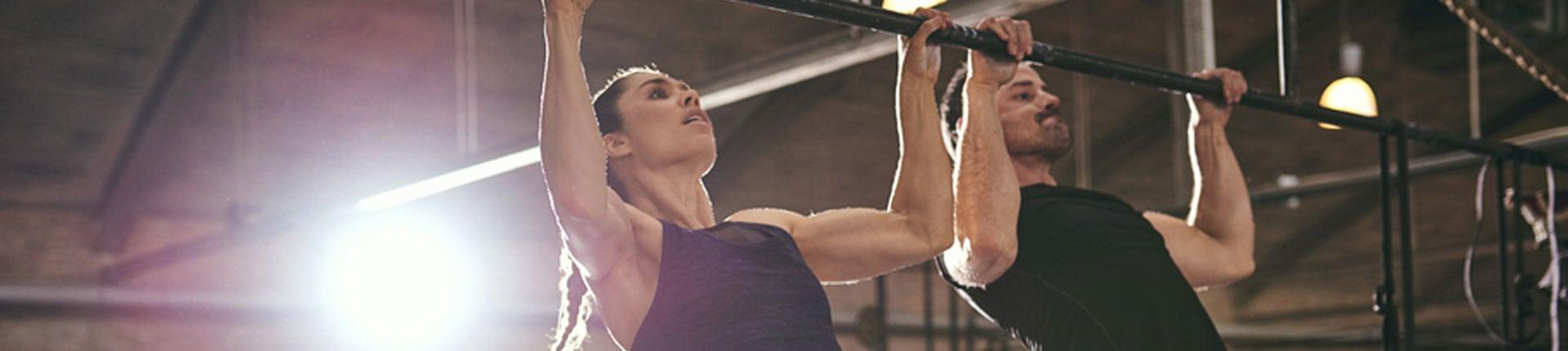 Muscle up - jak go zrobić, jak trenować?