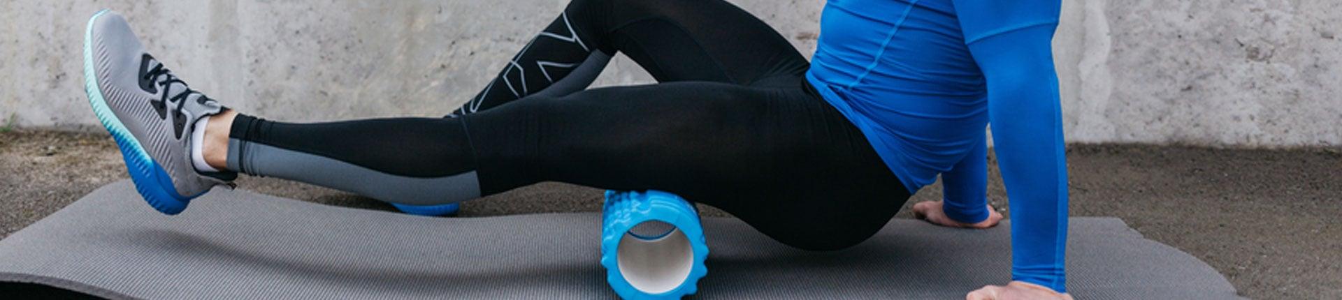 Co daje rolowanie mięśni, czy warto rolować się?