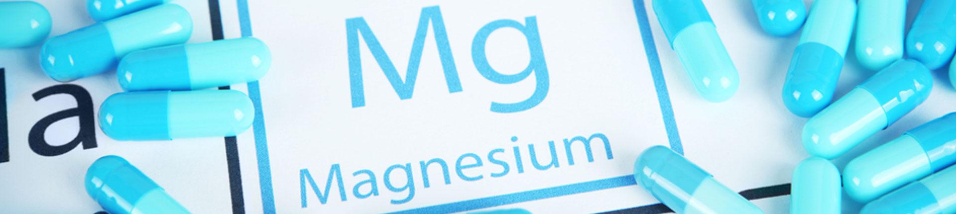 Biodostępność różnych form magnezu