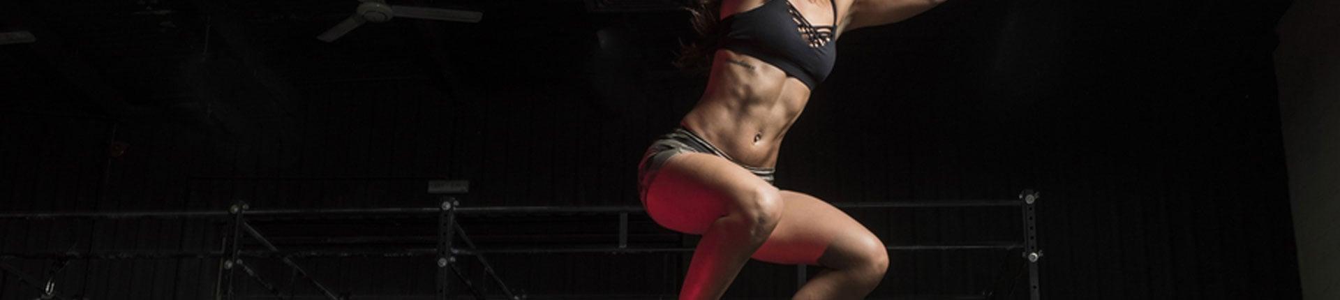 Trening interwałowy z ciężarem własnego ciała