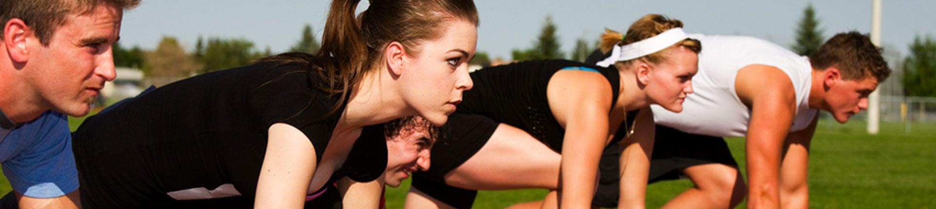 Uprawianie sportu w młodym wieku sprzyja florze bakteryjnej na przyszłość