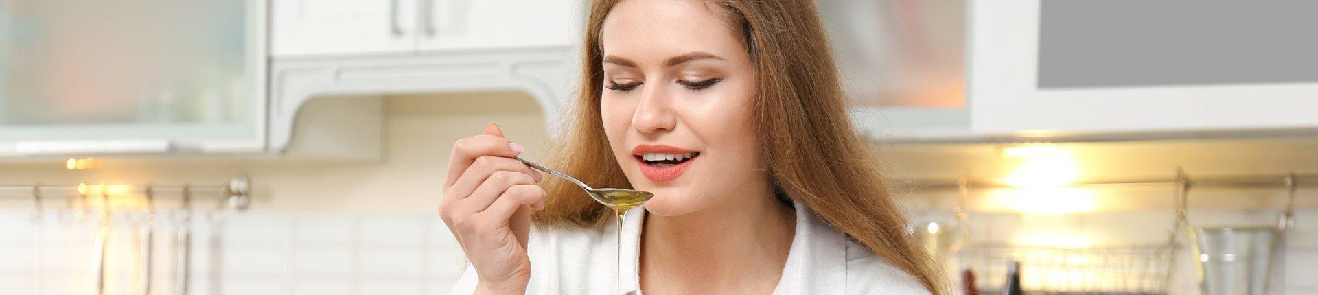 Jak miód wpływa na przeziębienie?