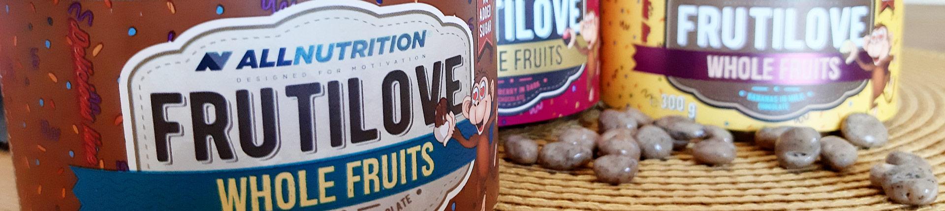 Owoce w czekoladzie bez dodatku cukru i oleju palmowego!