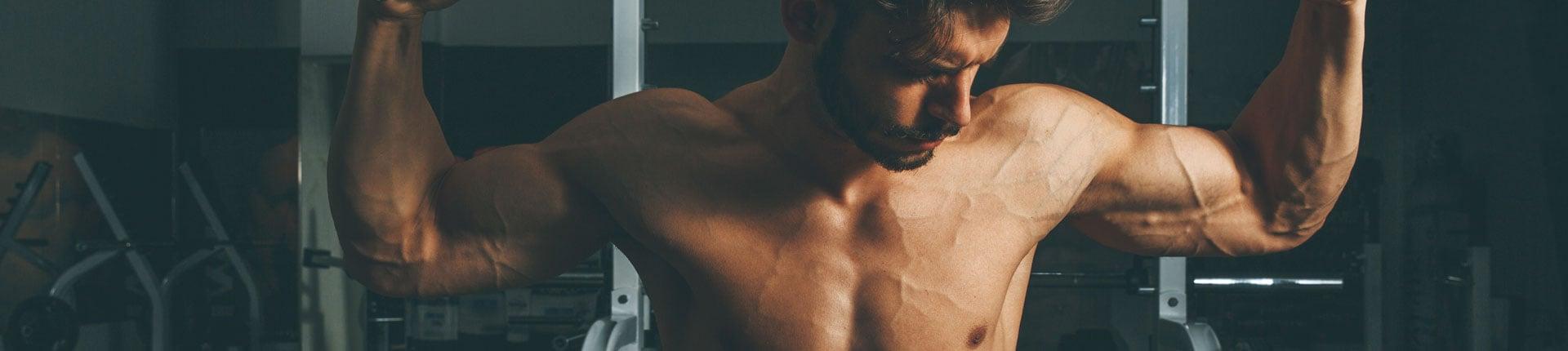 Niski poziom testosteronu? Sprawdź, ile się ruszasz!