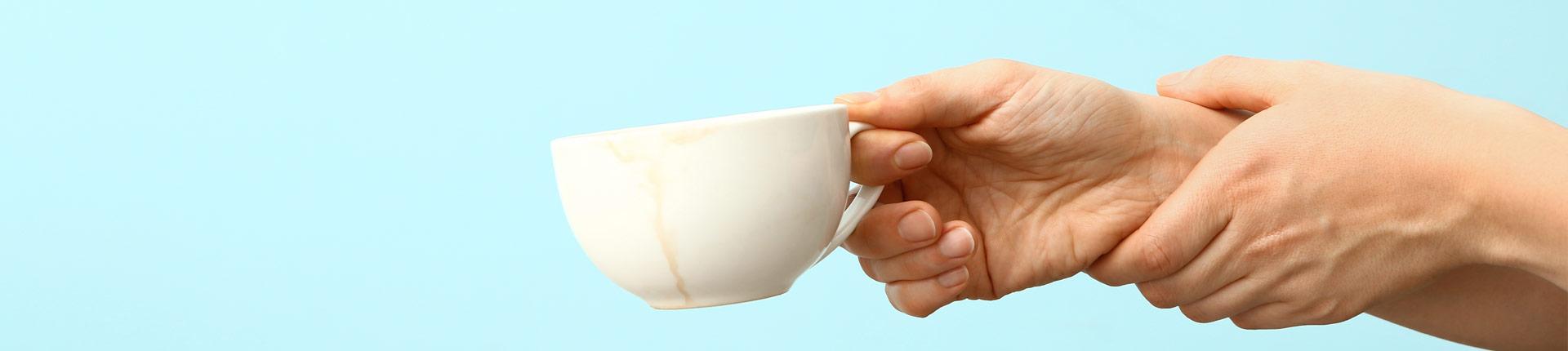 Kofeina zmniejsza ryzyko choroby Parkinsona