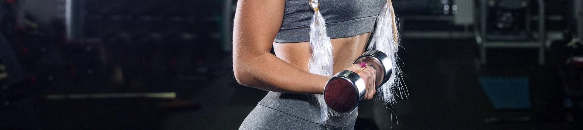 Ćwiczenia na biceps dla dziewczyn