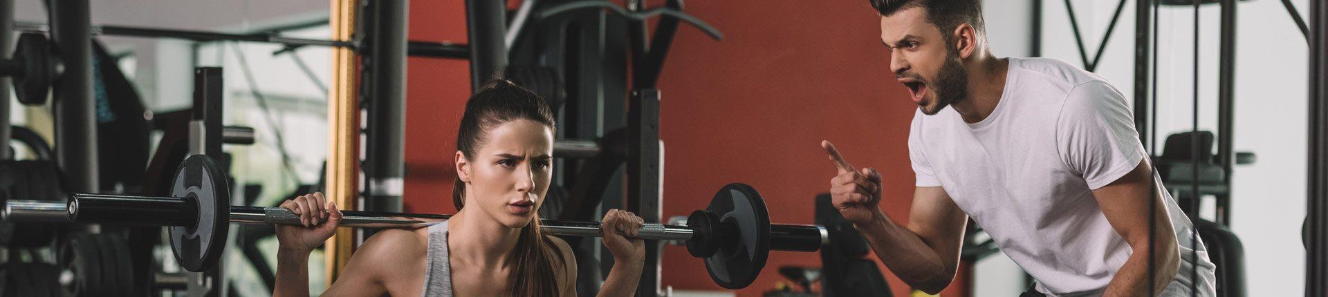 Patologiczni trenerzy i dietetycy: na co zwrócić uwagę?