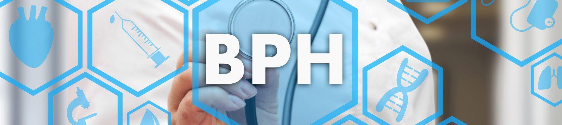 Łagodny rozrost gruczołu krokowego (BPH)