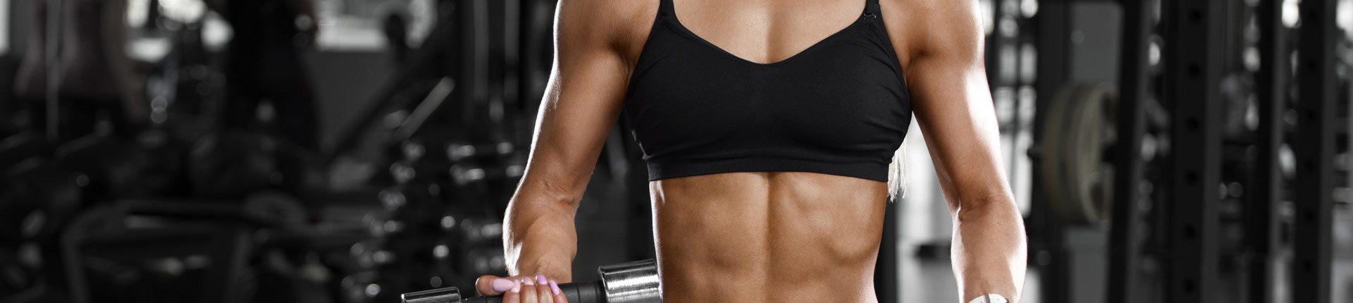 10 kg mięśni i szybkie odchudzanie  w miesiąc, czyli fitness deepfake