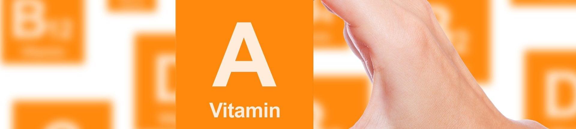 Procesy utleniania i rola witaminy A w organizmie