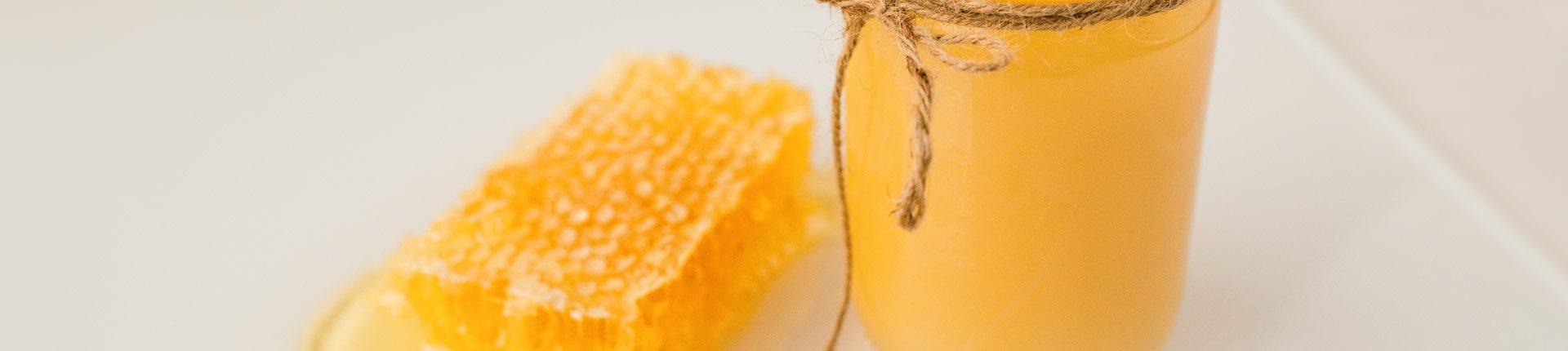 Miód kremowany - bez dodatku cukru