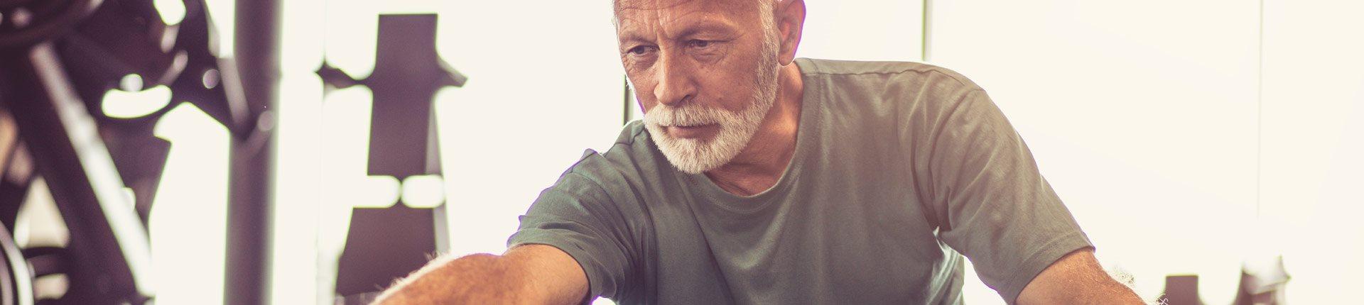 Trening na siłownia wyniszczenie nowotworowe
