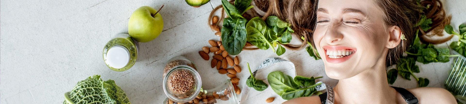 Jak przejść na weganizm - przewodnik dla początkujących, jadłospis wegański