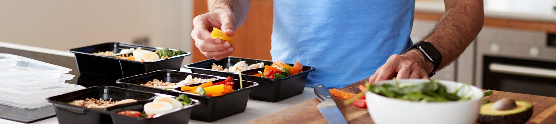 Ile posiłków dziennie powinna zawierać dieta?
