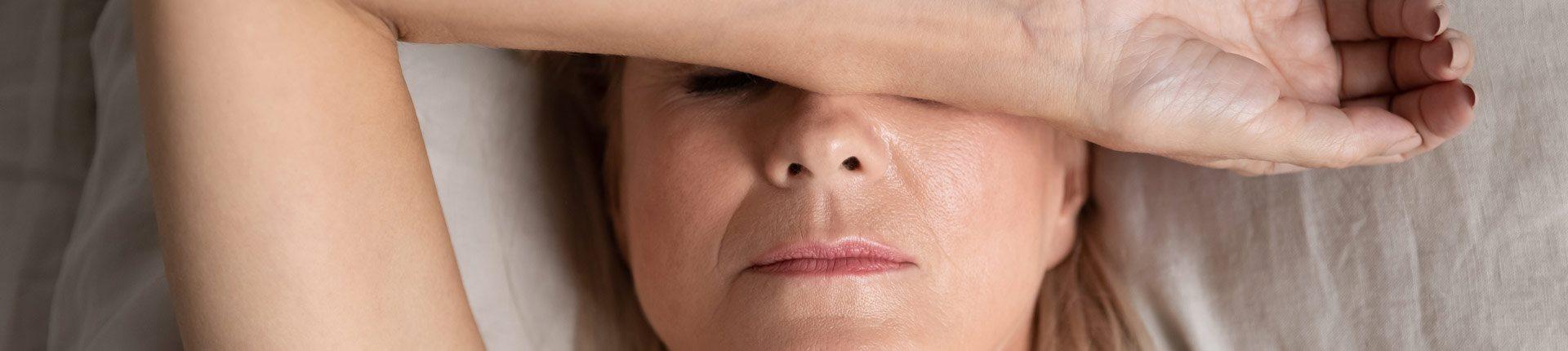 Beta-alanina a nieprzyjemne objawy menopauzy