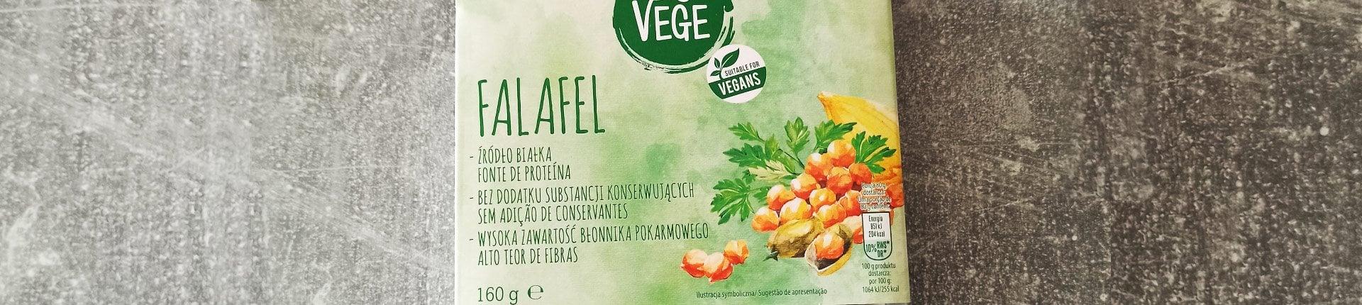 Falafel Go Vege - ocena produktu