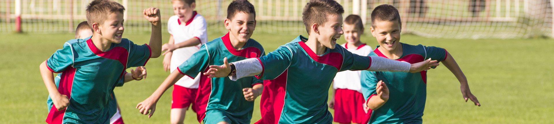 Dieta i zasady żywienia młodego sportowca
