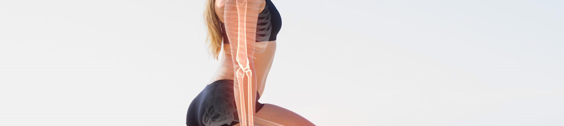 Jak trenować, aby utrzymać zdrowe kości?