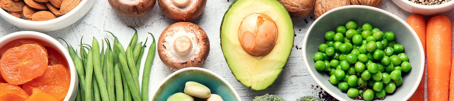 TOP 6 diet wegetariańskich - czym się różnią diety wegetariańskie?