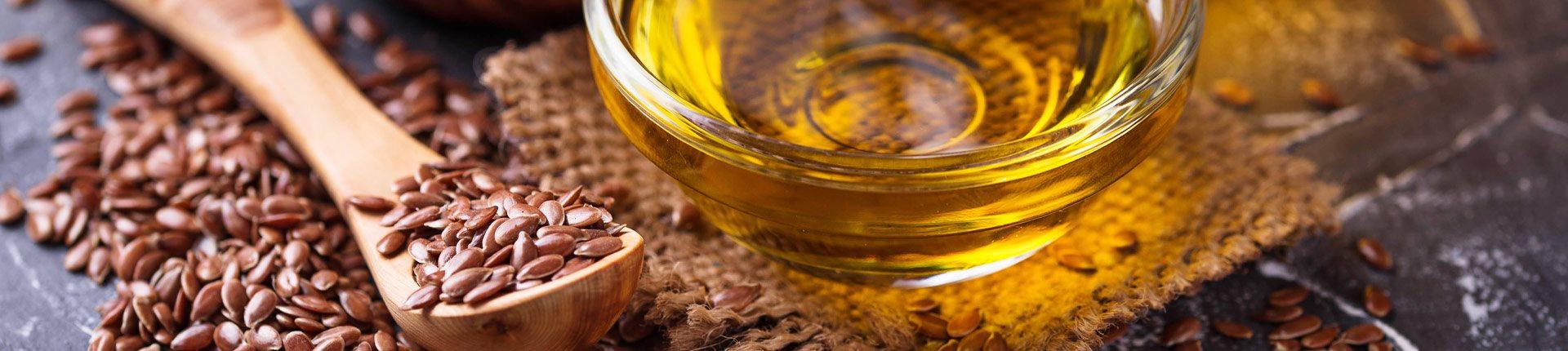 Czy olej lniany może zastąpić olej rybi?