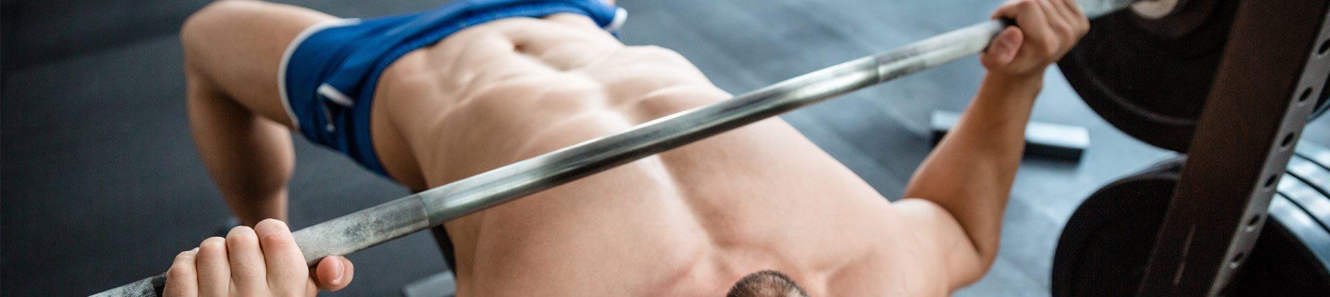 Błędy w ćwiczeniach na klatkę piersiową