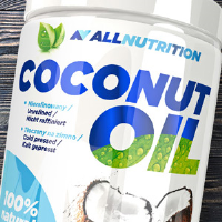 Olej kokosowy ma dużo zalet