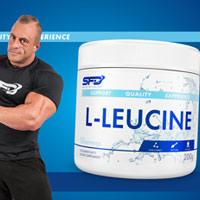 Leucyna stymuluje procesy anaboliczne mięśni