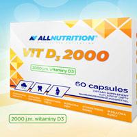 Podaż suplementacji witaminą D wspiera proces odchudzania