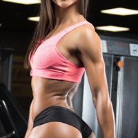 Brak odpowiedniego treningu siłowego będzie powodował ubytek mięśni